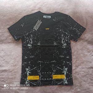 off-white tshirt